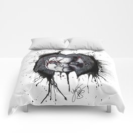 The Horror of Chucky Comforters