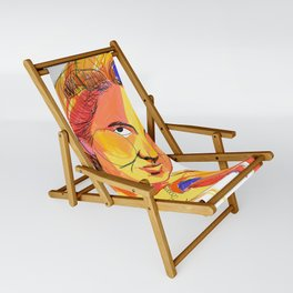 Rosalind Franklin by Aitana Pérez Sling Chair