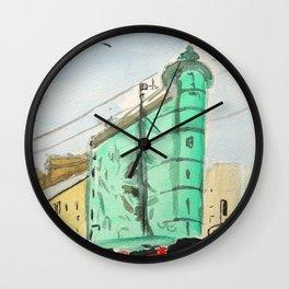 San Francisco Sentinel Building, 1907 Wall Clock