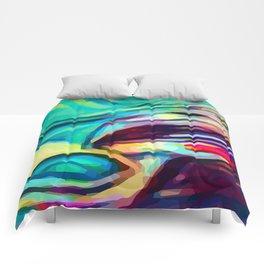 Trek #5 Comforters