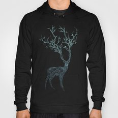Blue Deer Hoody