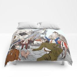 Levitation Comforters
