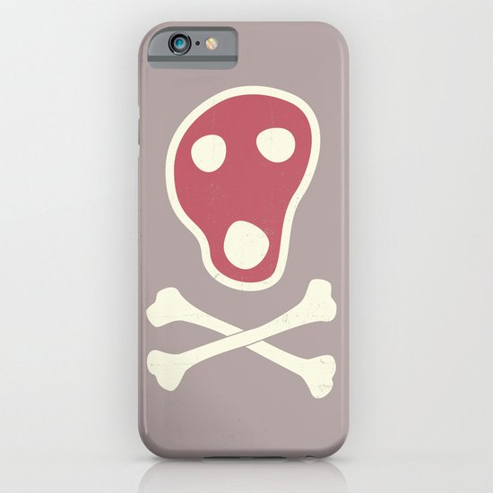 Pirates of Steaks iPhone & iPod Case