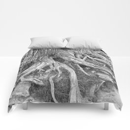 Tree Roots Comforters