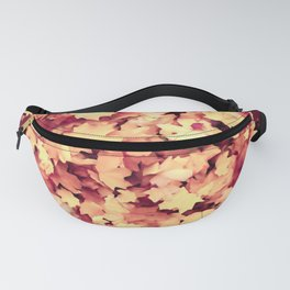 The Elegance of Autumn Foliage Fanny Pack