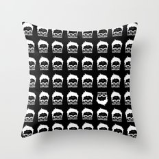 Duplicate Dawlism Throw Pillow