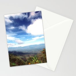 Undiscovered Scenic Treasures: Breathtaking Papua New Guinea Stationery Cards