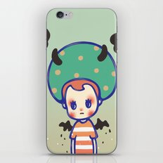 i need some courage iPhone & iPod Skin
