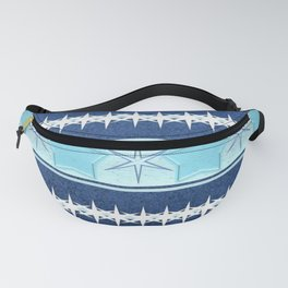 Winter patterns... Fanny Pack