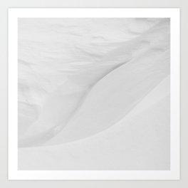 Snowscape 2 Art Print