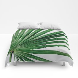 Palm Leaf Detail Comforters