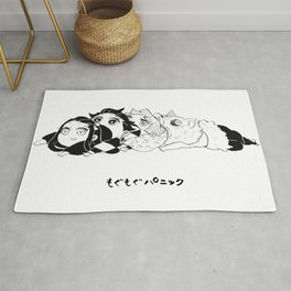 Kimetsu No Yaiba Demonslayer Rug