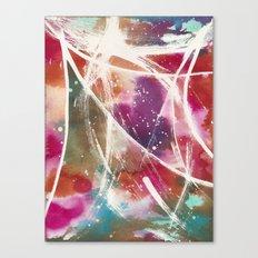 Shooting Stars Canvas Print