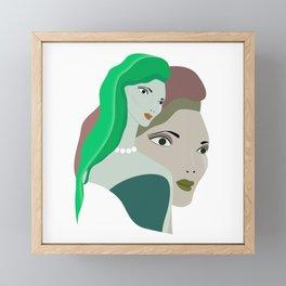 JEZEBEL-28 Framed Mini Art Print