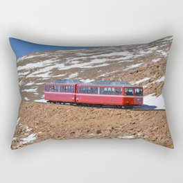 The Trolly Rectangular Pillow