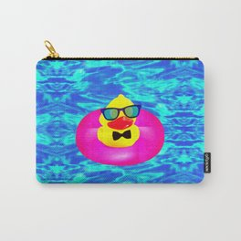 Sunshine Duck Carry-All Pouch