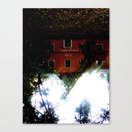 Love everywhere Canvas Print