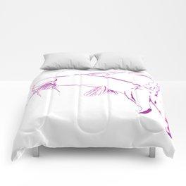 Purrmaid Comforters