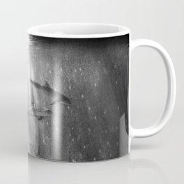 dolphins, civilization. Coffee Mug