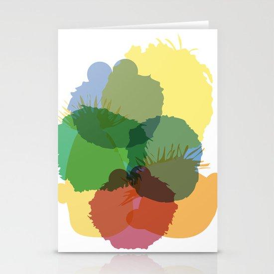 Yay Sesame2 Stationery Cards