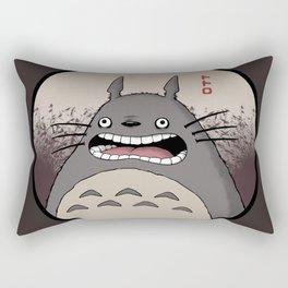 Frantic Forest Spirit Rectangular Pillow