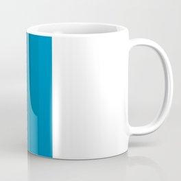 Blue Gradient Coffee Mug