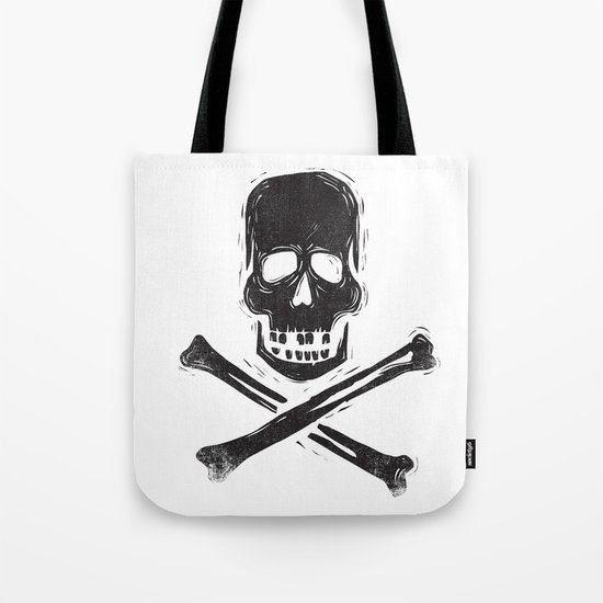 you are a dead thing Tote Bag