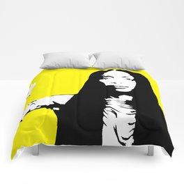 Erykah Stencil Comforters