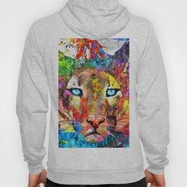 Puma Watercolor Grunge Hoody