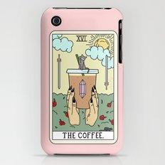 COFFEE READING iPhone (3g, 3gs) Slim Case