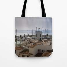 Port d'Aiguadolç Tote Bag