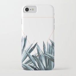Agave Triangle iPhone Case
