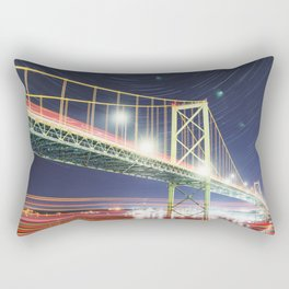 Bridge in the Stars Rectangular Pillow