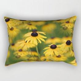Field of Susans Rectangular Pillow