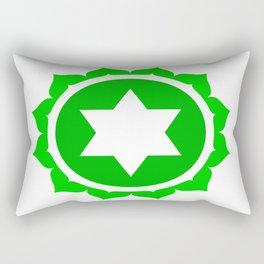 ANAHATA Rectangular Pillow