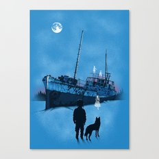 Do i Should Play ? Canvas Print