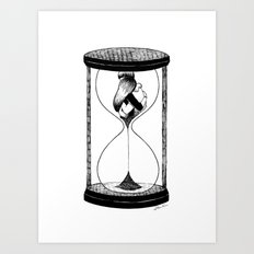 Our Time Art Print