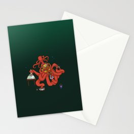 Octogirl Stationery Cards