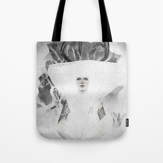 Through the gate 1 of 2 Tote Bag