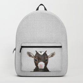 Baby Goat - Colorful Backpack