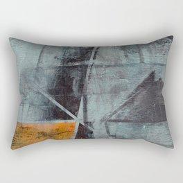 taking the damage on Rectangular Pillow
