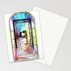 Window, Encinitas, California #2 Stationery Cards