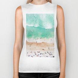 Beach Mood Biker Tank