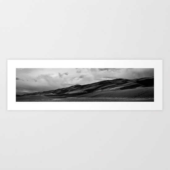 Windwalked Art Print