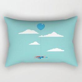 The real superman Rectangular Pillow