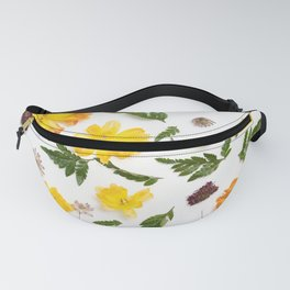 Happy flower Pattern Fanny Pack