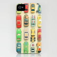 Car Park Slim Case iPhone (4, 4s)