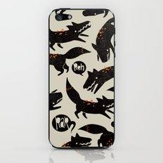 werewolfs iPhone & iPod Skin