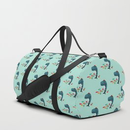 My Pet Fish Duffle Bag