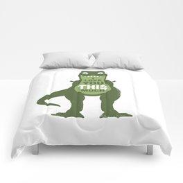 Amourosaurus Comforters
